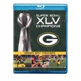Packers Super Bowl XLV DVD