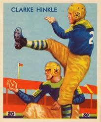 1935 National Chicle Clark Hinkle